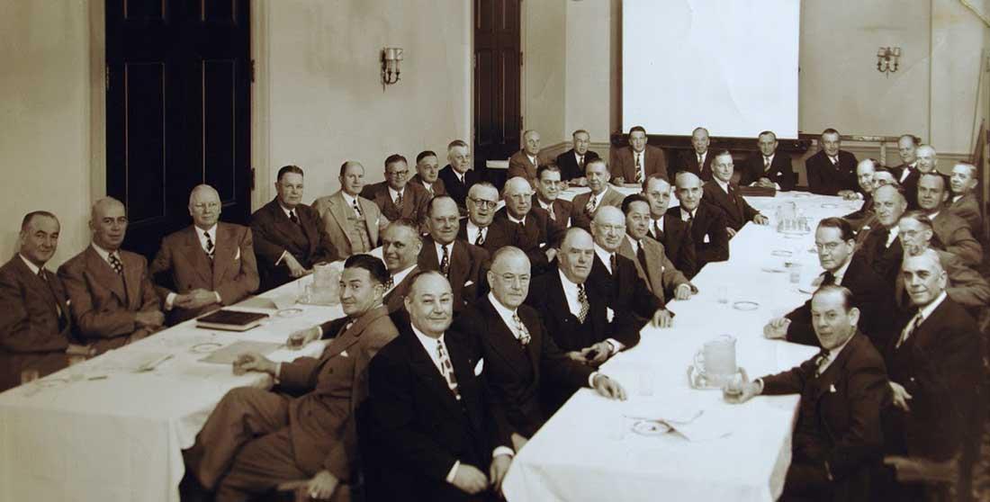 PESA Members in 1947
