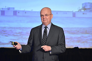 Keynote Speaker General Michael Hayden, Principal of The Chertoff Group and former Director of the CIA and NSA