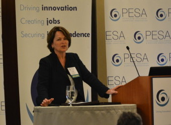 Susan Cunningham, EVP - Environment, Health & Safety Regulatory and New Frontiers, Noble Energy