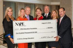 NAPE Donation