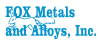 Fox Metals and Alloys