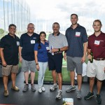 PESA Members at the Executive Address at TopGolf