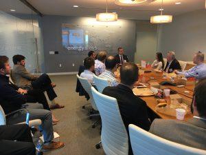 Dave Warren Leadership Forum, Energy Alloys