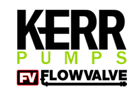 Kerr Pumps and Flow Valve