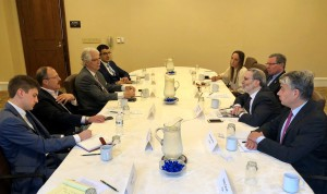 Libya Meeting