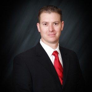 Tony McLain, Sales Manager, Gardner Denver