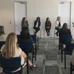 PESA Member Companies on Dress for Success Panel