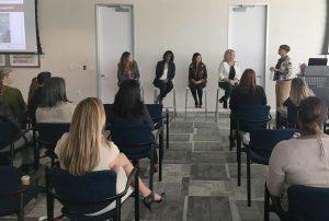 PESA Member Companies on Dress for Success Panel