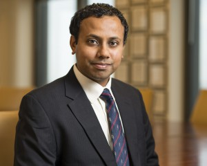 Vinu Iyengar, Associate, Simmon's and Company International®, Energy Specialists of Piper Jaffray®