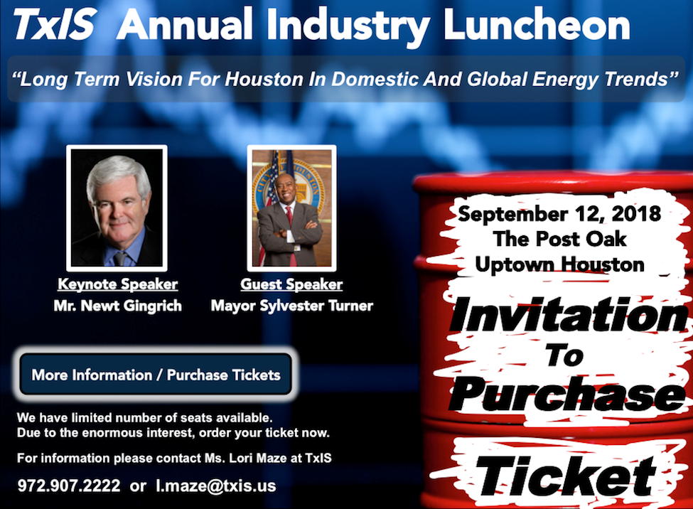 TxIS Annual Industry Luncheon