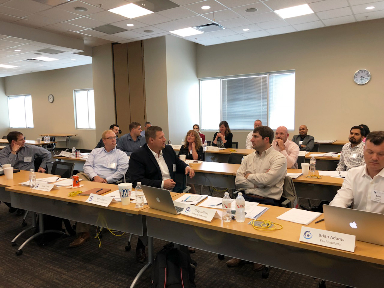 Pesa Executive Leadership Program Hosts Successful Mid Year Seminars