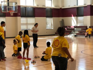 PESA Members Visit Summer Engineering Experience for Kids (SEEK)
