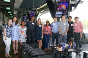 The 2018 PESA Fellows joined Member Companies at Topgolf on July 26 for the annual PESA Executive Address.