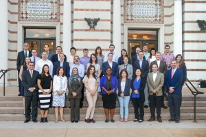 PESA Foreign Service Officer Trainee Group, September 17, 2018