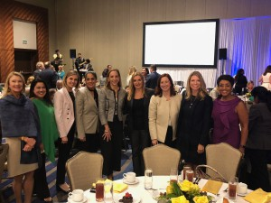 Women on the Move Luncheon