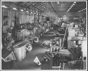 Halliburton Factory