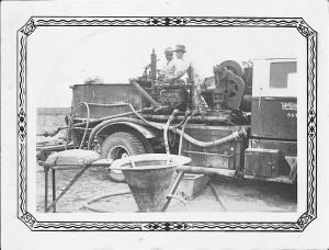 Halliburton Mud Pump
