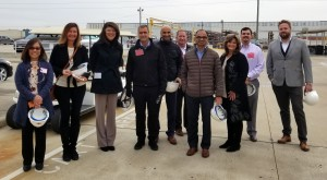 PESA Supply Chain Committee Tour