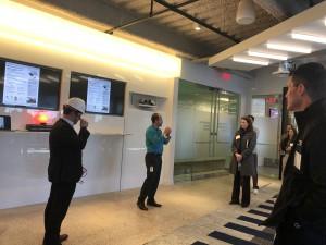 Accenture Innovation Hub Visit