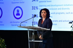 Debra Martinez, Senior Director of Human Resources – Global Services, Exterran