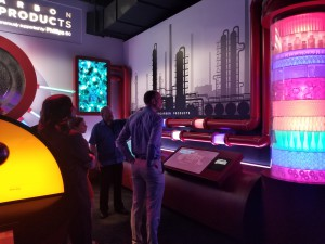 FSOs visit Wiess Energy Hall at the Houston Museum of Natural History