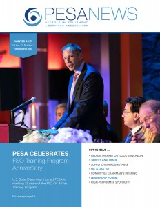 PESA_Newsletter_Fall2018