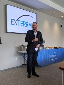 PESA Board Member Andrew Way, President & CEO, Exterran