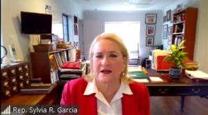 Rep. Sylvia Garcia