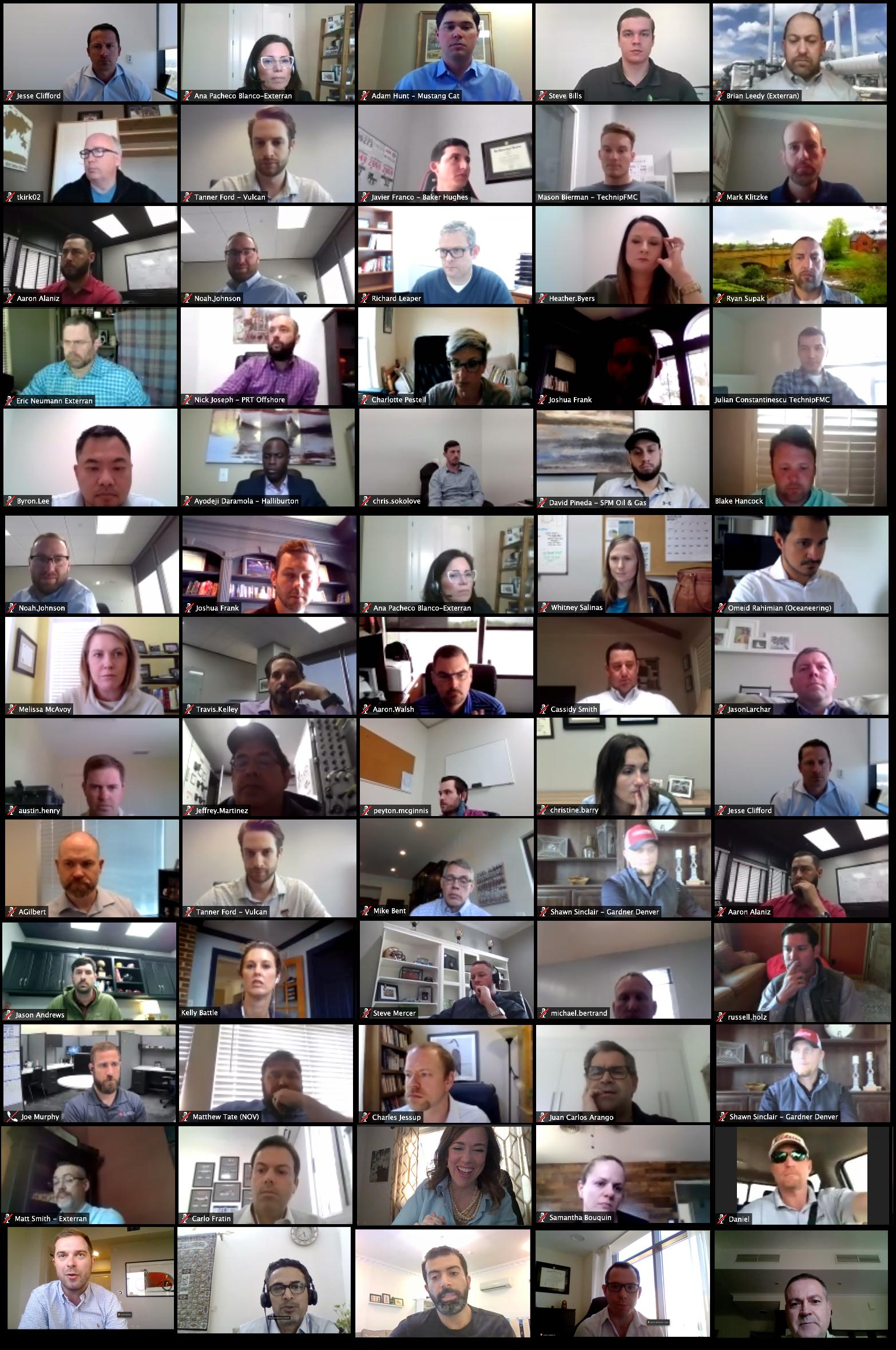 Executive Leadership Program Networking