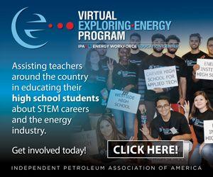 IPAA/Energy Workforce Education Center STEM education