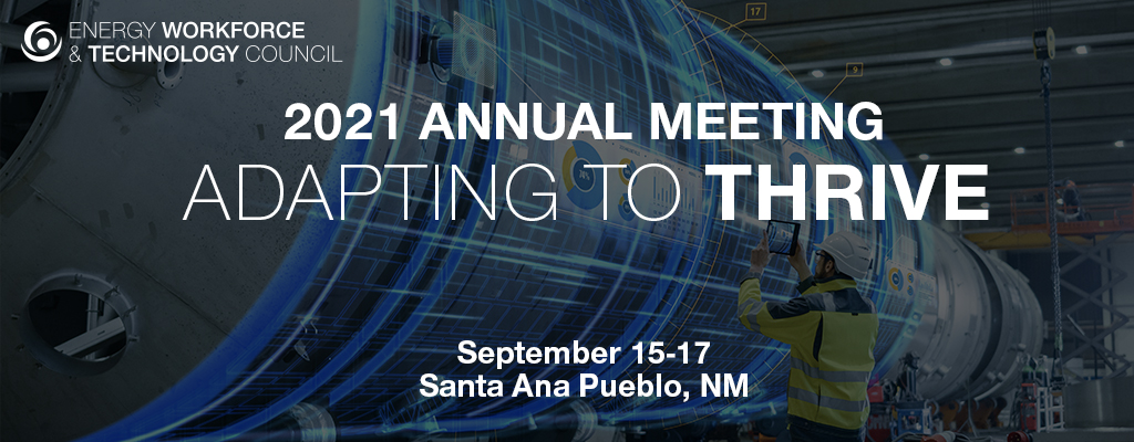 2021 Annual Meeting September 15-17, 2021