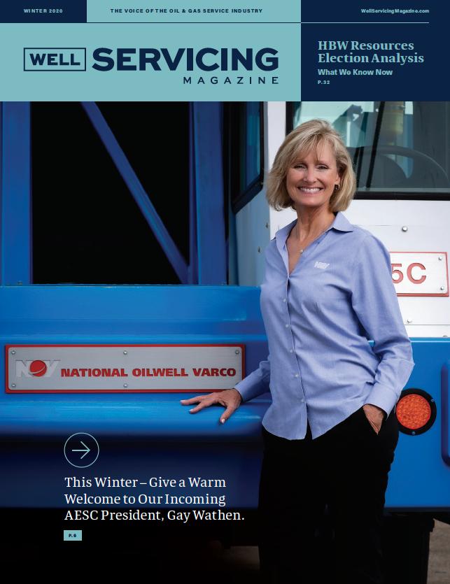 Well Servicing Magazine Winter 2020