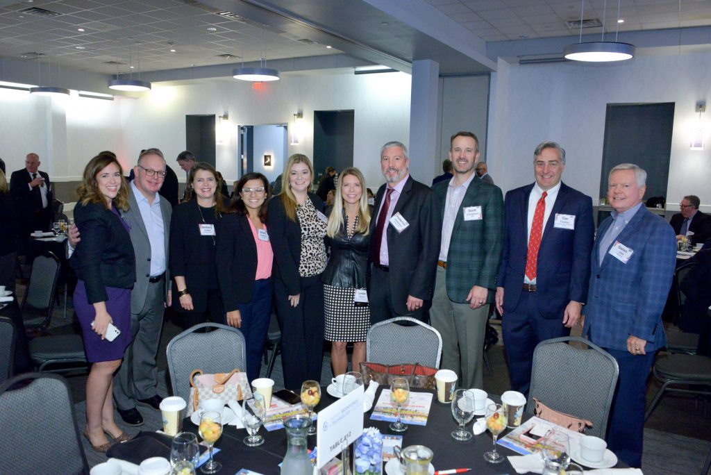 Council Members at the Houston Energy Breakfast 2021